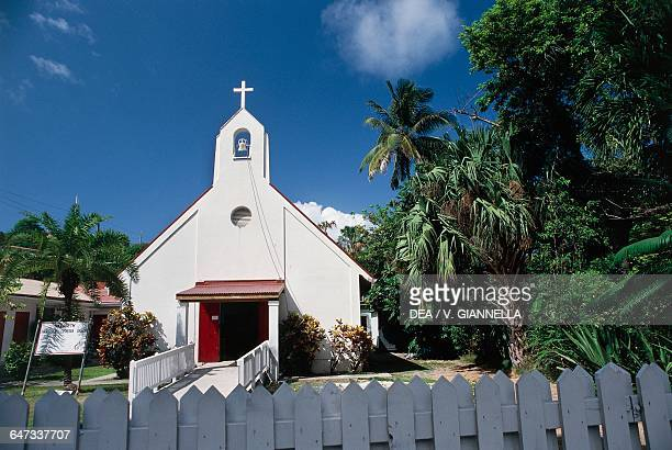 Evangelical church of St John Island of Saint Croix US Virgin Islands United States of America