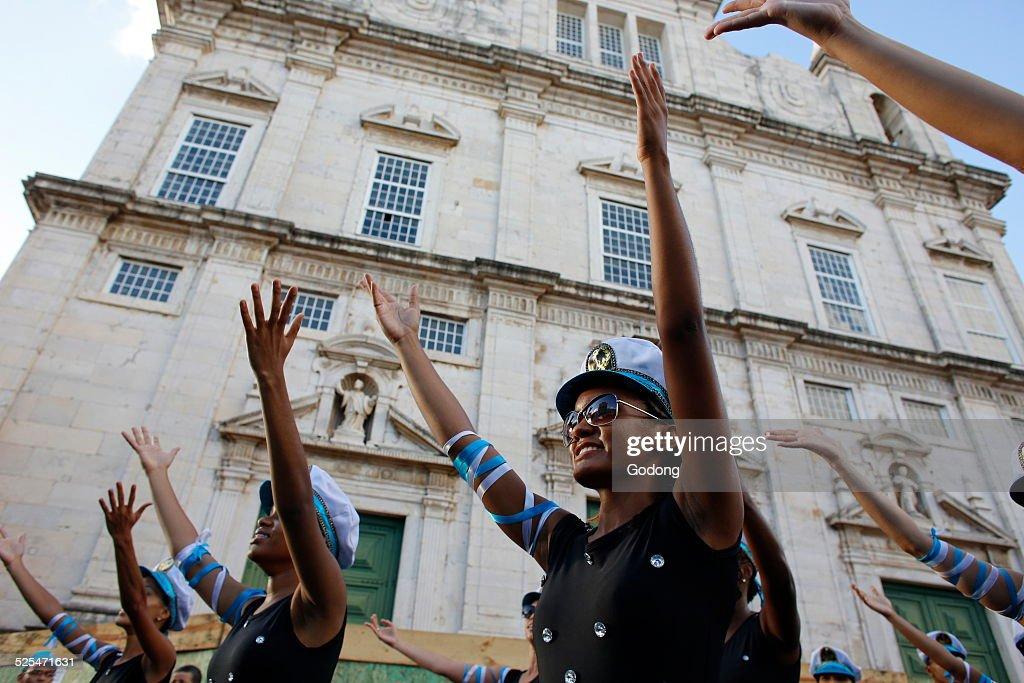 Salvador carnival : News Photo