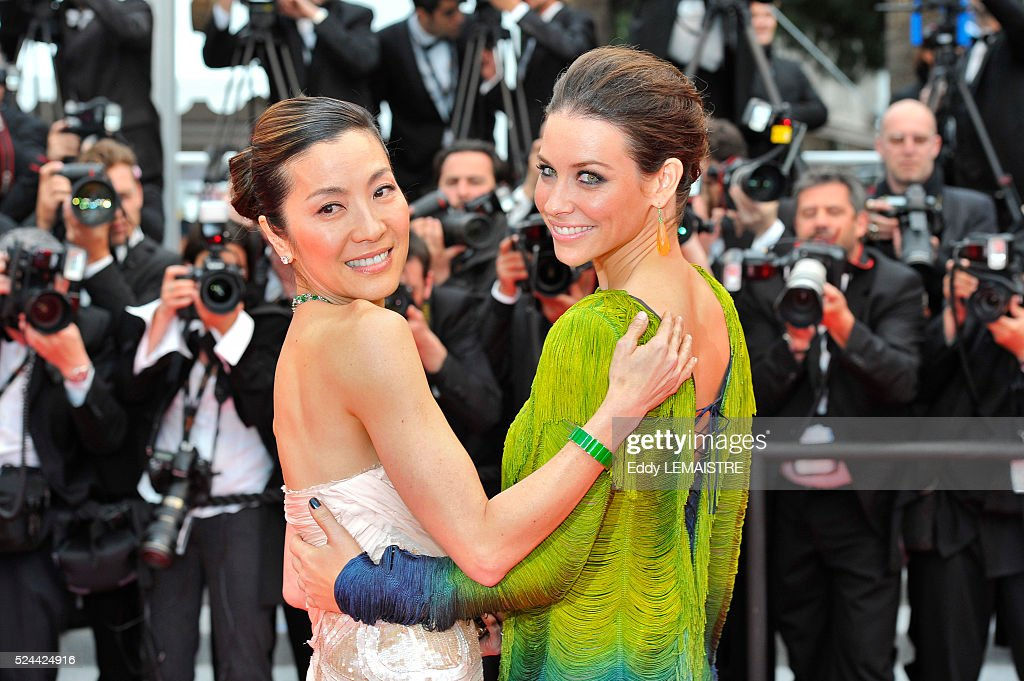 "France - ""You Will Meet A Tall Dark Stranger"" Premiere - 63rd Cannes International Film Festival : News Photo"