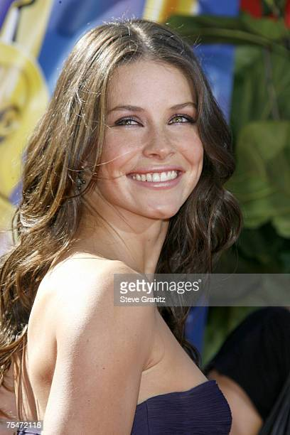 Evangeline Lilly at the Shrine Auditorium in Los Angeles California