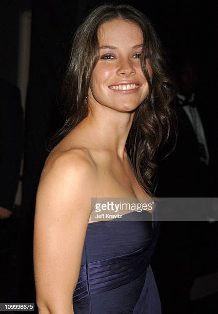 Evangeline Lilly during 58th Annual Primetime Emmy Awards Backstage at The Shrine Auditorium in Los Angeles California United States
