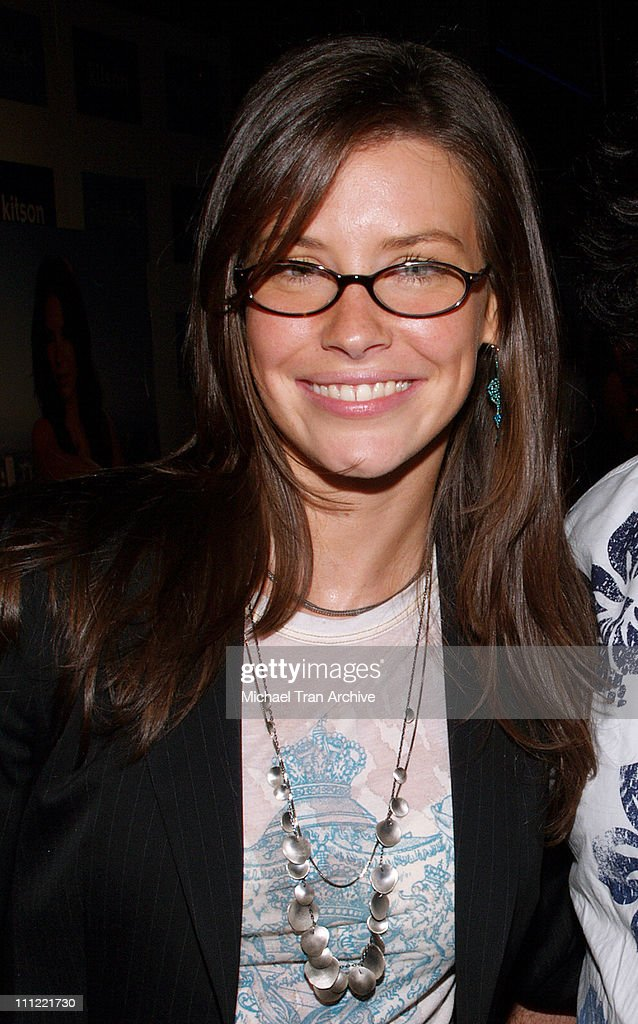 Evangeline Lilly - The New Face of Michelle K Modern Chic Footwear - Arrivals -