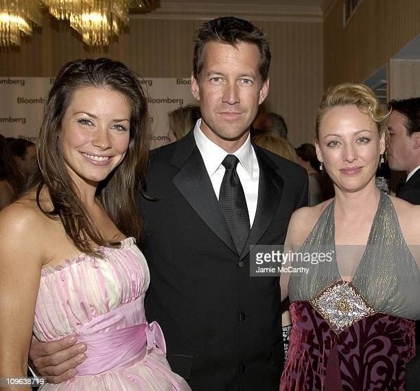 Evangeline Lilly James Denton and Virginia Madsen