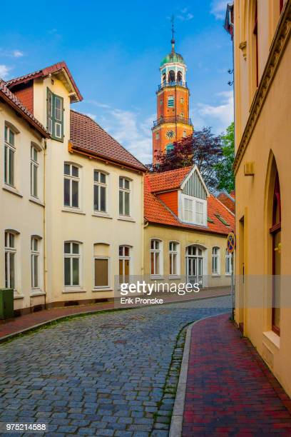 evangelisch reformierte kirche, leer - kirche stock pictures, royalty-free photos & images