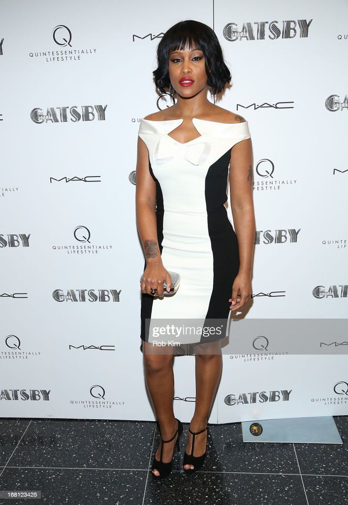 Eve attends Pre-Met Ball Special Screening Of 'The Great Gatsby' at MOMA on May 5, 2013 in New York City.