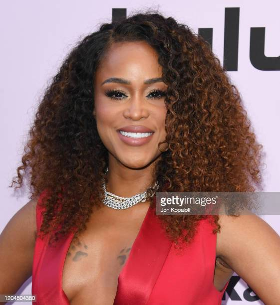 Eve attends the 13th Annual Essence Black Women In Hollywood Awards Luncheon at the Beverly Wilshire Four Seasons Hotel on February 06, 2020 in...