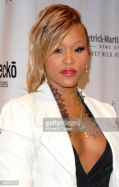 Eve attends the 2008 Emery Awards at Cipriani on November 11 2008 in New York City