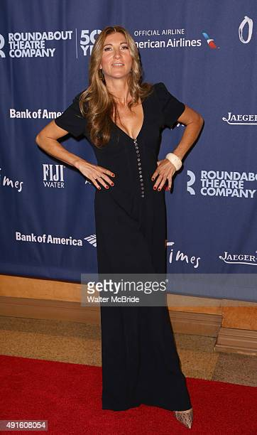 Eve Best attends the Broadway Opening Night Performance After Party for The Roundabout Theatre Company's revival of 'Old Times' at the American...