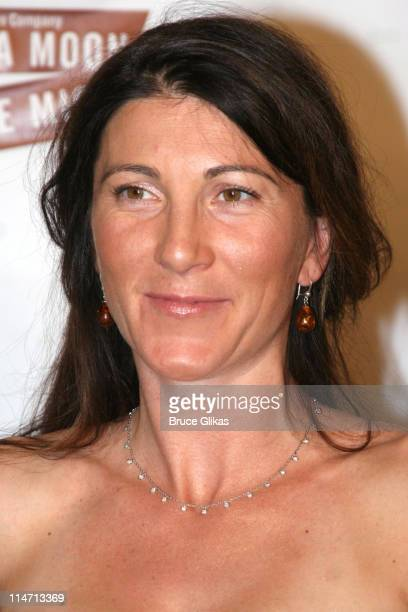 Eve Best during Opening Night Curtain Call and Press Room for 'A Moon for the Misbegotten' April 9 2007 at The Brooks Atkinson Theatre in New York...