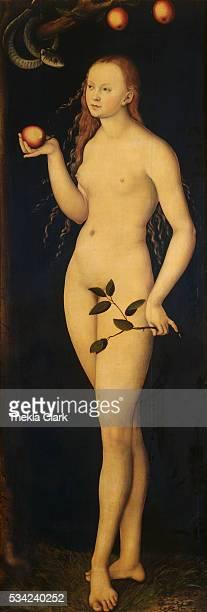 Eve by Lucas Cranach the Elder