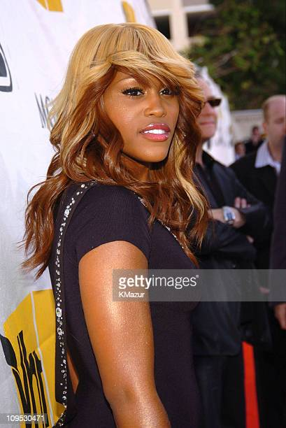 Eve during 2004 VH1 Divas Benefitting The Save The Music Foundation Red Carpet at The MGM Grand in Las Vegas Nevada United States