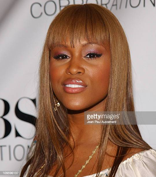 Eve during CBS/Paramount/UPN/Showtime/King World 2006 TCA Winter Press Tour Party - Arrivals at The Wind Tunnel in Pasadena, California, United...