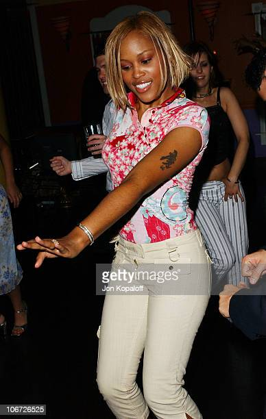 Eve during Playstation 2 Hosts the Movieline Young Hollywood Awards After-Party in Los Angeles, California, United States.