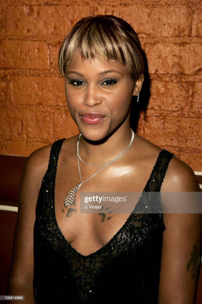 Eve during Premiere Magazine's 'The New Power' - Inside at Forbidden City in Hollywood, California, United States.
