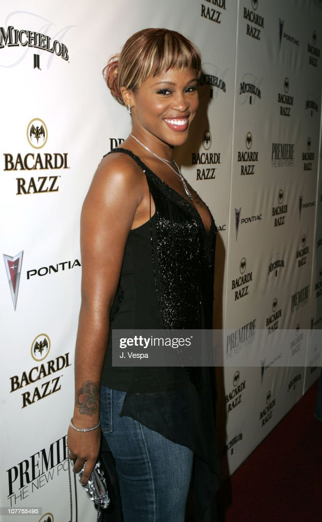 Eve during Premiere Magazine's 'The New Power' - Red Carpet at Forbidden City in Hollywood, California, United States.