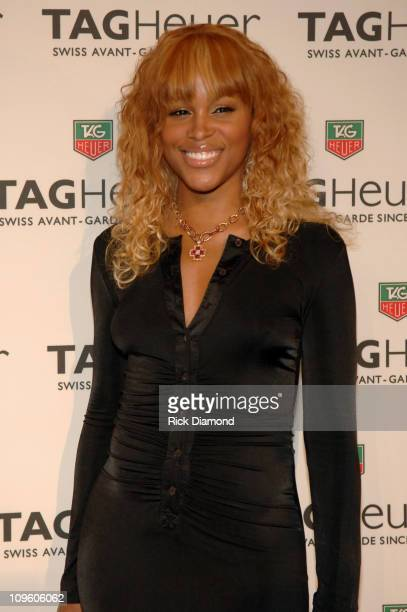 Eve during Tag Heuer Party to Celebrate Women and Unsem - Arrivals - September 12, 2006 at The Royalton in New York City, New York, United States.