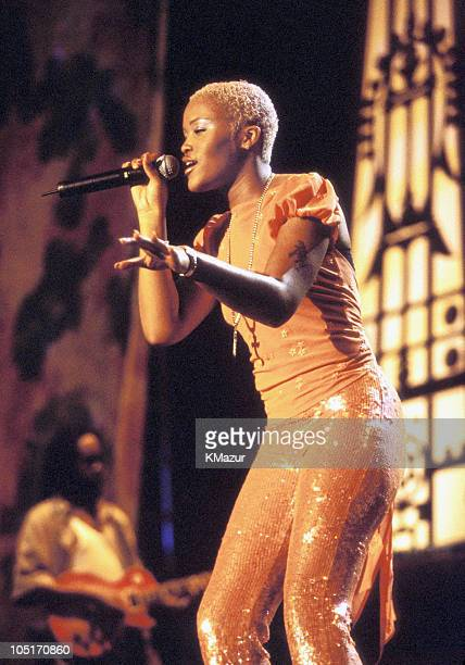 Eve during TNT Bob Marley All Star Tribute at James Bond Beach in Oracabeca Beach Jamaica Jamaica