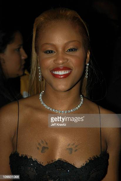 Eve during VH1 Big in 2003 Backstage and Audience at Universal Amphitheater in Universal City California United States