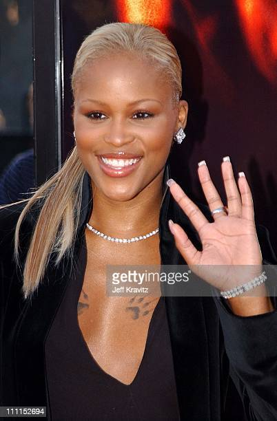 Eve during 'XXX' Los Angeles Premiere in Westwood California United States
