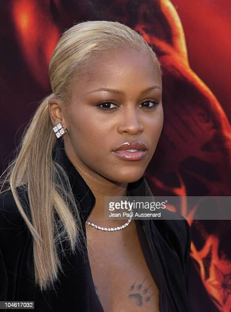 Eve during 'XXX' Premiere in Los Angeles at Mann's Village in Westwood California United States