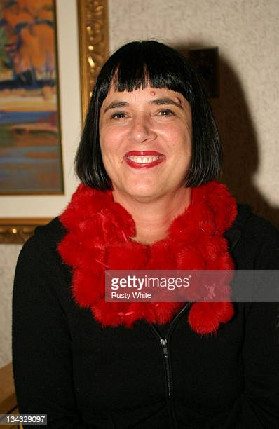 Eve Ensler during 2004 Sundance Film Festival Special Screening Until the Violence Stops at Yarrow in Park City Utah United States