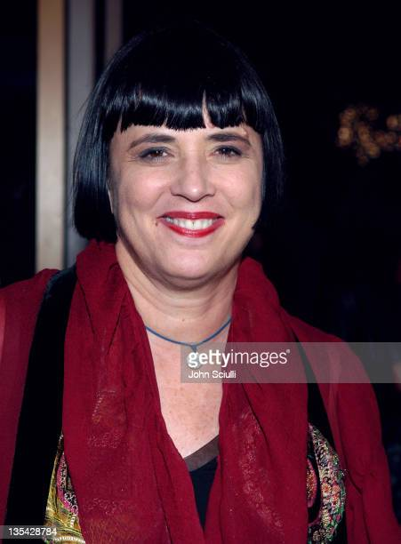 Eve Ensler during Eve Ensler's The Good Body Opening Night Benefit for VDay LA 2006 After Party at Napa Valley Grille in Los Angeles California...