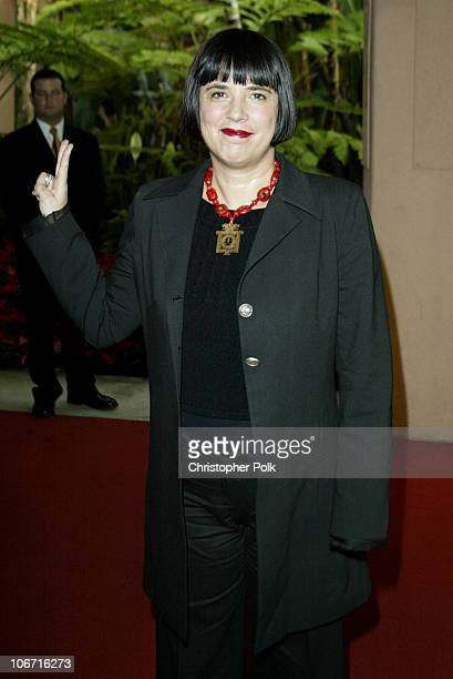 Eve Ensler during The Hollywood Reporter's 11th Annual Women in Entertainment Power 100 BreakfastArrivals at The Beverly Hills Hotel's Crystal...