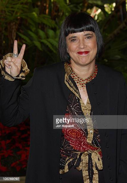 Eve Ensler during Women In Entertainment Power 100 Breakfast at The Beverly Hills Hotel in Beverly Hills California United States