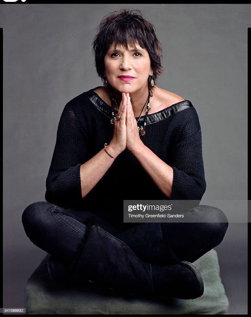 Eve Ensler, 2014 : News Photo