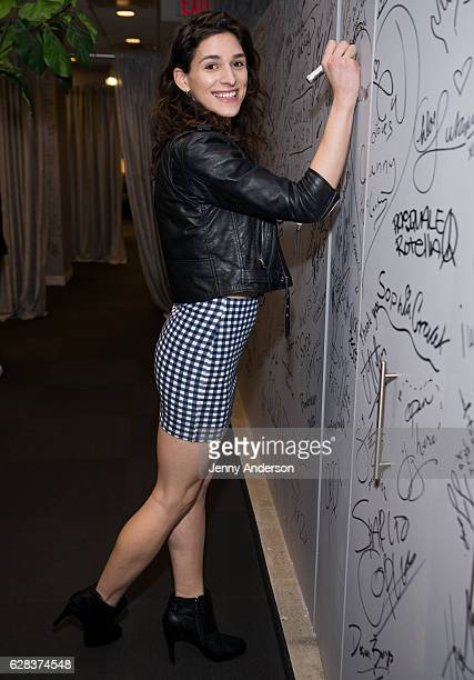 Eve Lindley attends AOL Build Series at AOL HQ on December 7 2016 in New York City