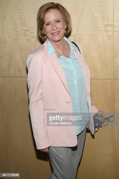 Eve Plumb attends 'A Quiet Place' New York Premiere After Party on April 2 2018 in New York City