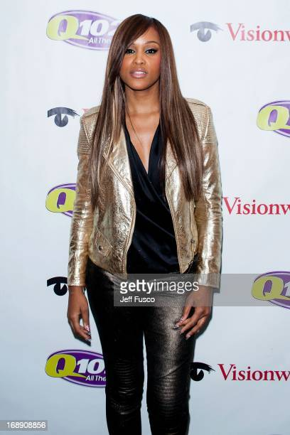 Eve poses at the Q102 iHeart Performance Theater on Mat 16 2013 in Bala Cynwyd Pennsylvania