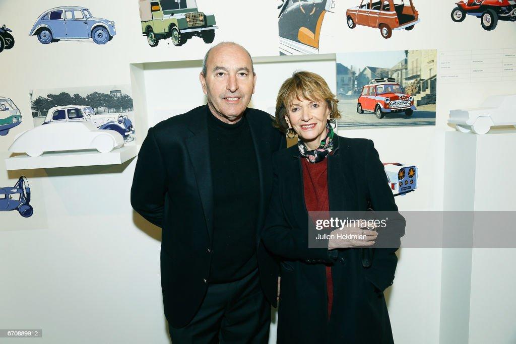 'Auto Photo' Exhibition Preview At Fondation Cartier