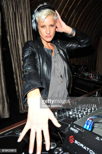 Eve Salvail attends American Red Cross Concern Worldwide and The Edeyo Foundation Fundraiser at 1 OAK on January 21 2010 in New York City