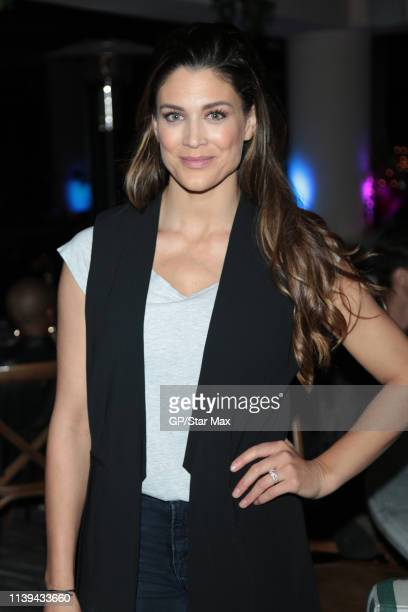 Eve Torres Gracie is seen on April 25 2019 in Los Angeles