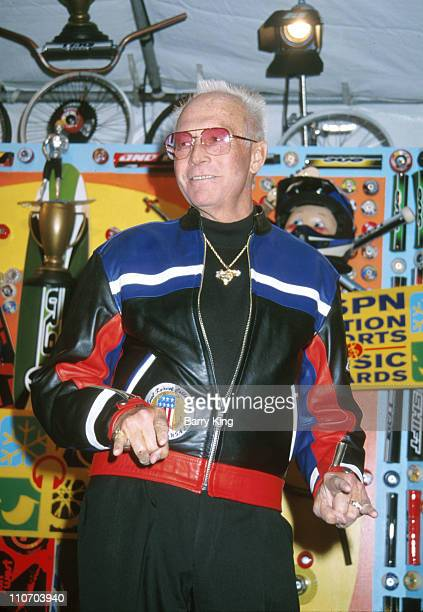 Evel Knievel during ESPN Action Sports and Music Awards at Universal Amphitheatre in Universal City California United States