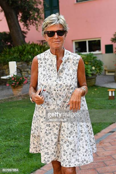 Evelina Christillin attends the Festival Della Comunicazione on September 11 2016 in Camogli Italy
