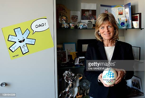 Evelina Christillin is the Deputy President of the Organising Committee for the XX Olympic Winter Games Torino 2006 Christillin was the force behind...