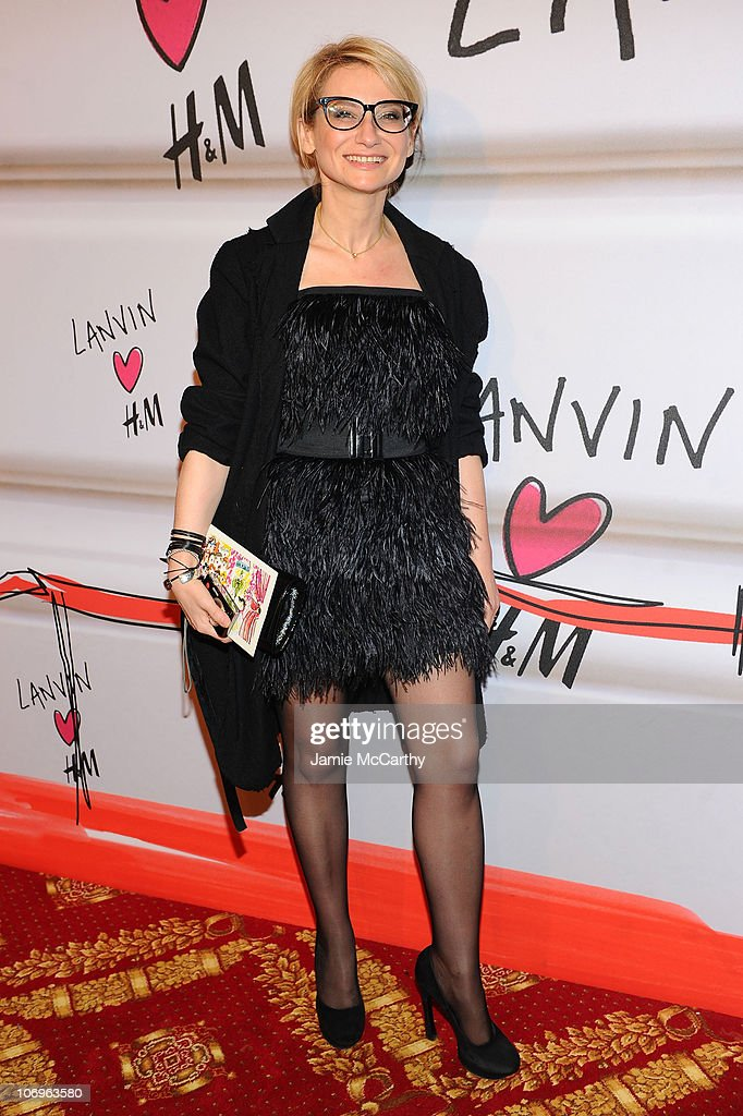 Lanvin for H&M Haute Couture Show - Red Carpet