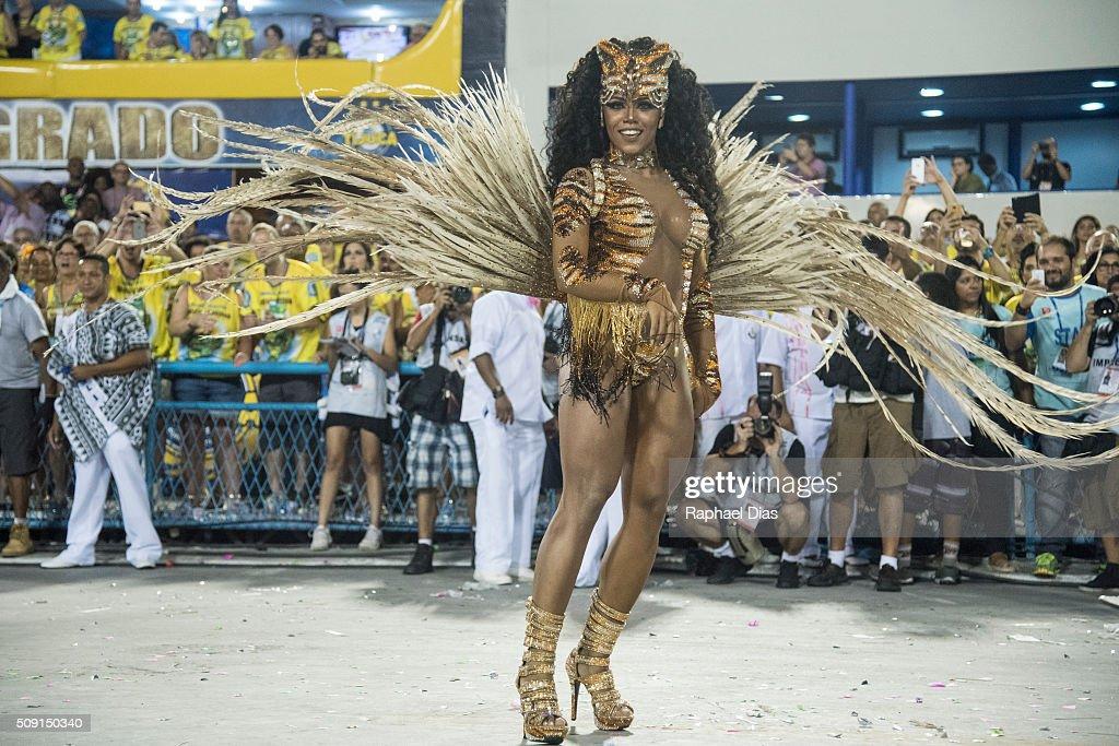 Rio Carnival 2016 - Day 2 : News Photo