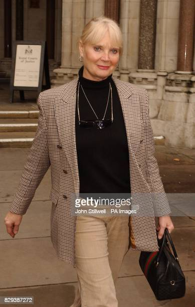 Evelyn Bickley leaves the high court in London A High Court judge began his day watching a DVD by top filmmaker David WynnJones who took footage of...
