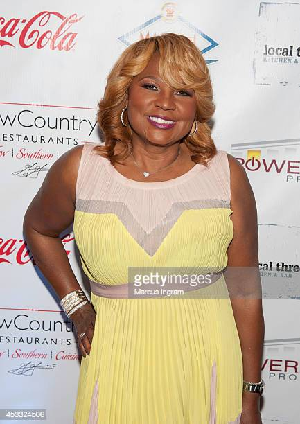 Evelyn Braxton attends G. Garvin Live at Buckhead Theatre on August 7, 2014 in Atlanta, Georgia.