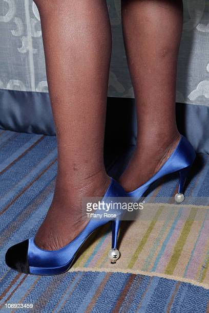 Evelyn Braxton attends Lupus LA's 8th Annual Orange Ball on November 16, 2010 in Beverly Hills, California.