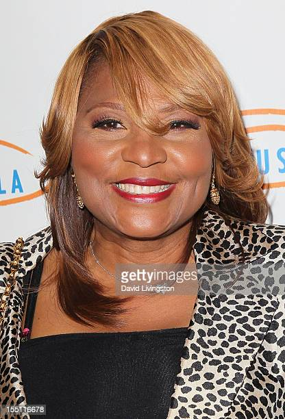 Evelyn Braxton attends the 10th Annual Lupus LA Hollywood Bag Ladies Luncheon at the Beverly Wilshire Four Seasons Hotel on November 1, 2012 in...