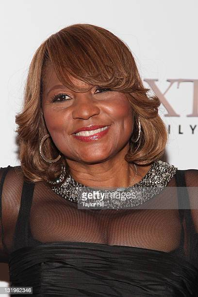 """Evelyn Braxton attends the """"Braxton Family Values"""" Season 2 premiere at the Tribeca Grand Hotel on November 8, 2011 in New York City."""