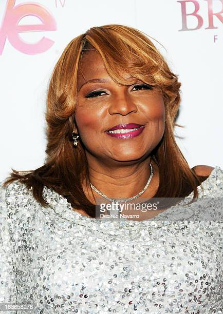"""Evelyn Braxton attends the """"Braxton Family Values"""" Season Three premiere party at STK Rooftop on March 13, 2013 in New York City."""