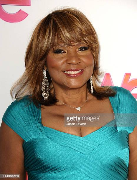 """Evelyn Braxton attends the WE TV series """"Braxton Family Values"""" reunion special taping at Occidental Studios on May 28, 2011 in Los Angeles,..."""