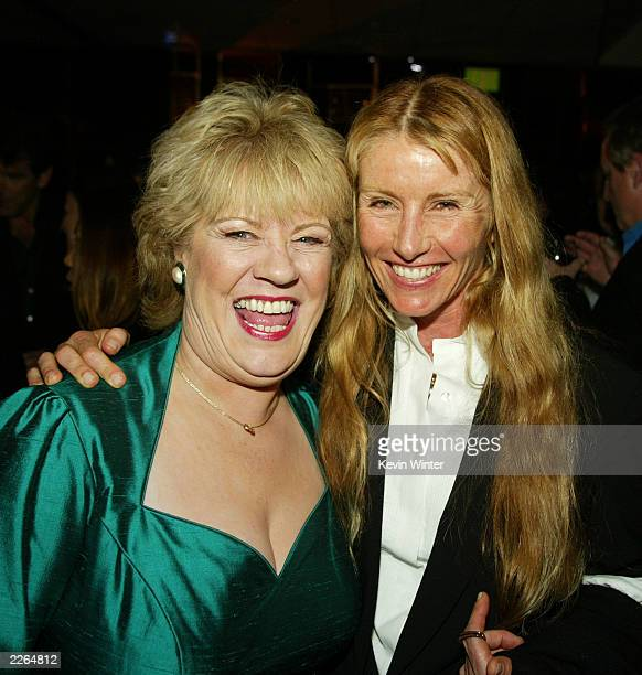Evelyn Doyle and producer Beau St Clair at the premiere of Evelyn at the Academy of Motion Pictures Arts and Sciences in Beverly Hills Ca Tuesday Dec...