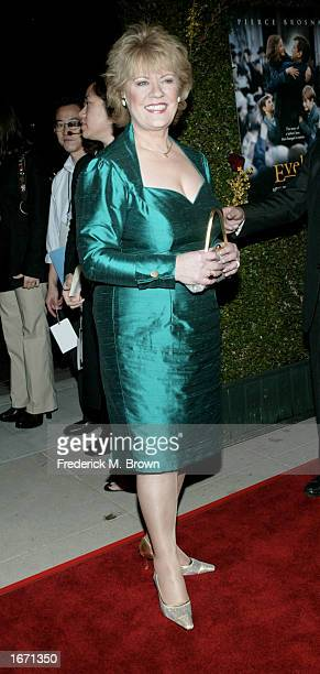 Evelyn Doyle attends the film premiere of Evelyn on December 3 2002 in Beverly Hills California The film opens nationwide on December 13 2002