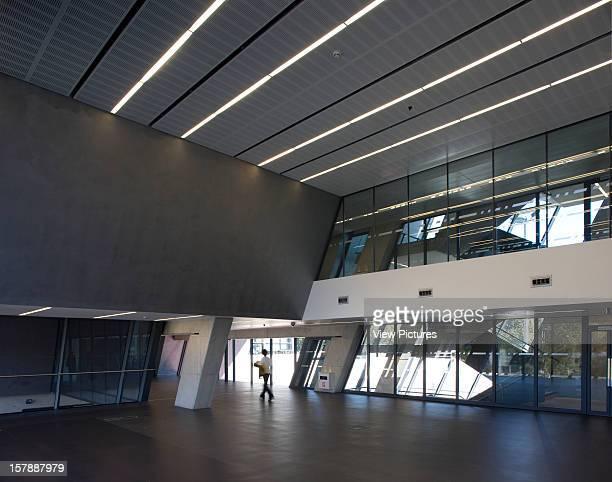 Evelyn Grace Academy By Zaha Hadid Architects Winner Of The 2011 Stirling Prize Zaha Hadid Architects United Kingdom Architect